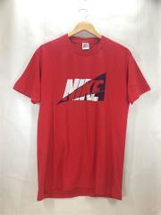 90年代/Tシャツ/XL/コットン/RED/プリント/USA製