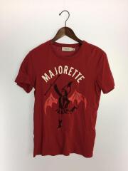 Tシャツ/XS/コットン/RED/57156