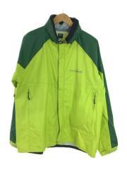 サンダーパスジャケット/XL/ナイロン/YLW/1128293
