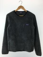 フリースジャケット/S/ポリエステル/GRY