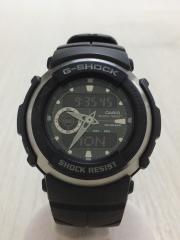クォーツ腕時計/デジタル/PVC/G-300