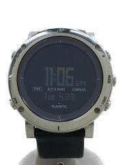 e4203d3a22 CORE BRUSHED STEEL/腕時計/デジタル/ラバー/BLK/ブラック/中古. ¥24,732. SUUNTO