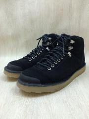 ブーツ/26.5cm/BLK/スウェード