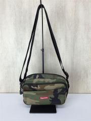 2015ss/BOX LOGO Shoulder Bag CAMO/ナイロン