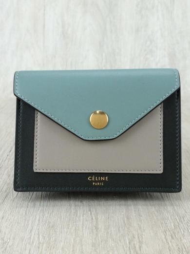 1cf1efb92a2a CELINE(セリーヌ) / セリーヌ/カードケース/レザー/BEG/ポケット/Pocket ...