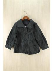 ジャケット/--/ポリエステル/FC731-715-09/三陽商会/黒/ブラック//ロンドン/