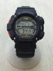 MUD RESIST/マッドマン/クォーツ腕時計/デジタル