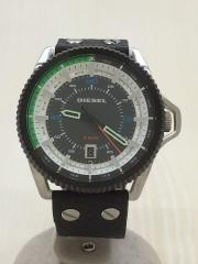 DZ-1717/クォーツ腕時計/アナログ/レザー