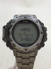 クォーツ腕時計/アナログ/--/SLV