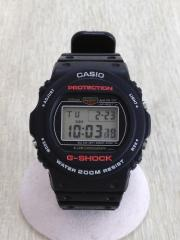 G-SHOCK/クォーツ腕時計/BLK/DW-5400C-1/モジュール240/PRO TREK プロトレック   /