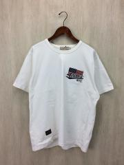 S/S PATCHED VARSITY T-SHIRT/Tシャツ/2XL/6173295