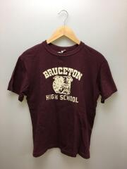 4601 BRUCETON/Tシャツ/M/コットン/BRD/WH-4601