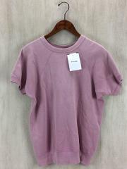 60S/ラグランスウェットT/Tシャツ/--/コットン/ピンク