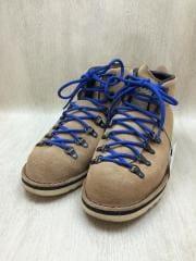 ブーツ/US9/BEG/スウェード