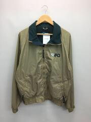 tri-mountain/ジャケット/XL/ナイロン/BEG/無地