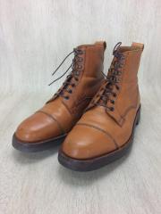 VELDT BOOT/ブーツ/UK6/BRW/レザー
