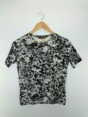 Tシャツ/M/コットン/BLK/総柄/IM13JJK053/中古