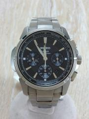 クォーツ腕時計/アナログ/3針/SOLAR