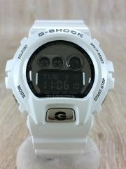腕時計/デジタル/BLK/WHT