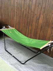 Woods Canada/キャンプ用品その他/ハンモック/緑