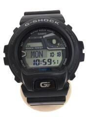 クォーツ腕時計・G-SHOCK/デジタル/BLK/GB-6900AA-1BJF