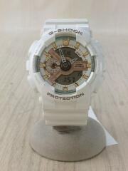 クォーツ腕時計/デジアナ/GA-110LC/状態考慮