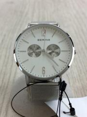 クォーツ腕時計/アナログ/14240-604/替えベルト付