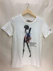 Tシャツ/M/--/WHT
