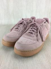 AIR FORCE 1 07 LV8 SUEDE PARTIC/ローカットスニーカー/28.5cm/PNK/スウェード