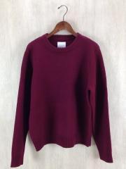 セーター(厚手)/XL/ウール/BRD
