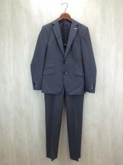 P.S.FA/スーツ/L/ウール/GRY