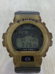 クォーツ腕時計/デジタル/GRY