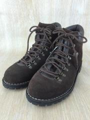 ブーツ/41/BRW/スウェード