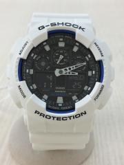 G-SHOCK/クォーツ腕時計/デジアナ/GA-100B
