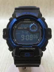 クォーツ腕時計・G-SHOCK/デジタル/BLK/BLK