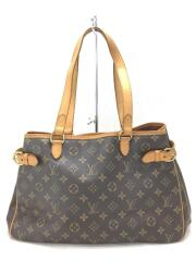 Louis Vuitton バティニョールオリゾンタル_モノグラムキャンバス/ブラウン/M51154