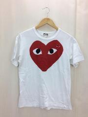 Tシャツ/M/コットン/WHT/汚れ有/AZ-T026