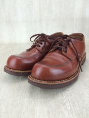 ブーツ/26cm/BRW/レザー