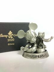 Disney/CARD CLUB/2020/ミッキー&プルート/ペーパーウェイト/インテリア雑貨