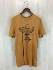 Tシャツ/S/コットン/CML
