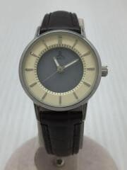ランチェッティ/LT-6830/ソーラー腕時計/アナログ/レザー/GRY