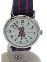 タイメックス/クォーツ腕時計/アナログ/--/WHT/マルチカラー/TW2T54700