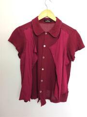 トリココムデギャルソン/半袖リメイクシャツ/コットン/BRD/AD2005/TQ-T054