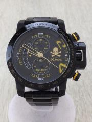 ×AngelClover/クォーツ腕時計/アナログ