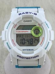 BABY-G/クォーツ腕時計/デジタル/BGD-180FB