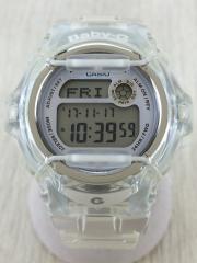 BABY-G/クォーツ腕時計/デジタル/BG-169R