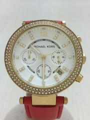 腕時計/アナログ/--/WHT