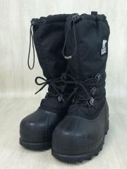 ブーツ/26cm/BLK/ナイロン