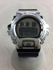 G-SHOCK/DIGITAL 6900 SERIES/デジタル/ラバー/SLV/BLK