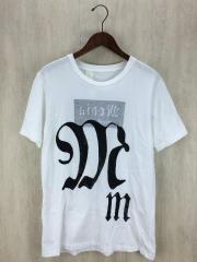Tシャツ/--/コットン/WHT